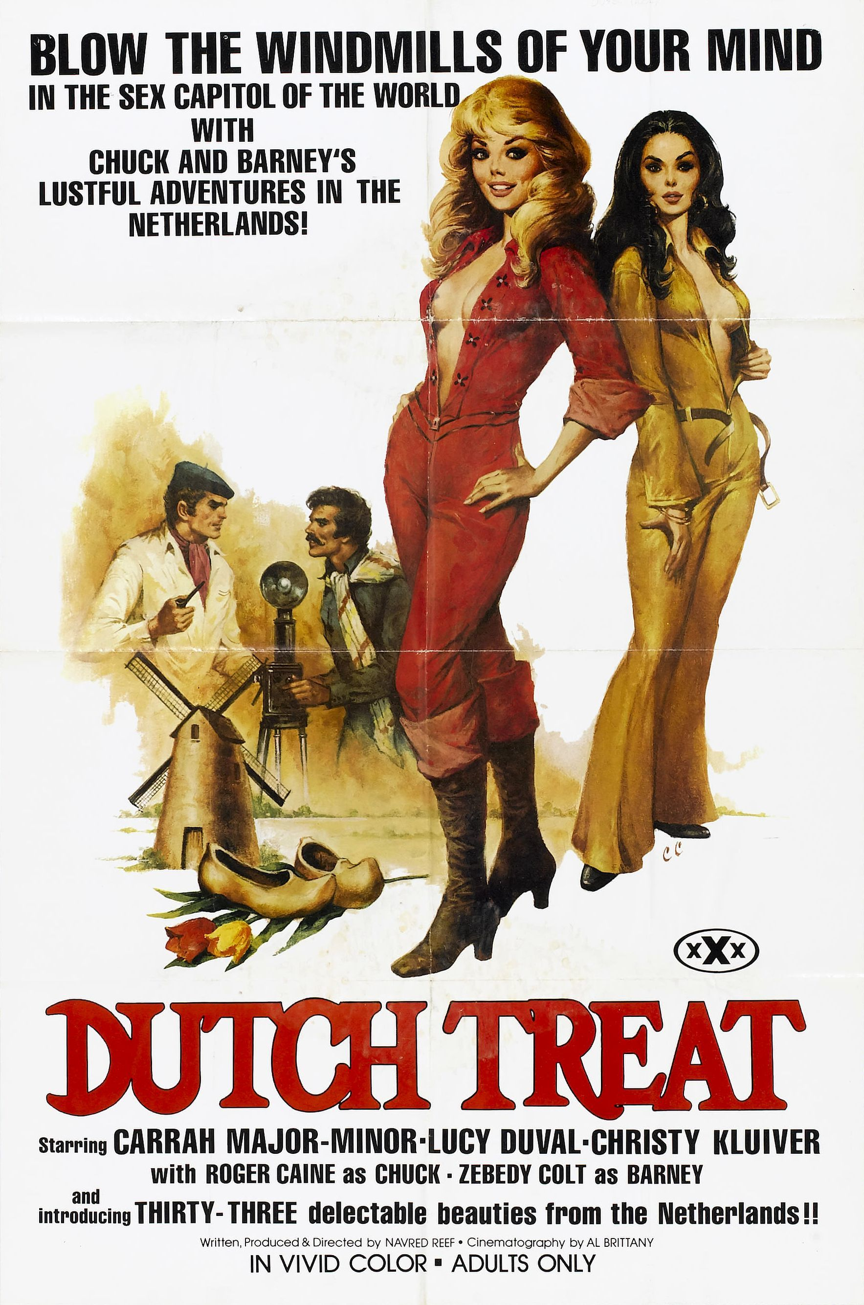 dutch treat poster Blow HD Wallpaper