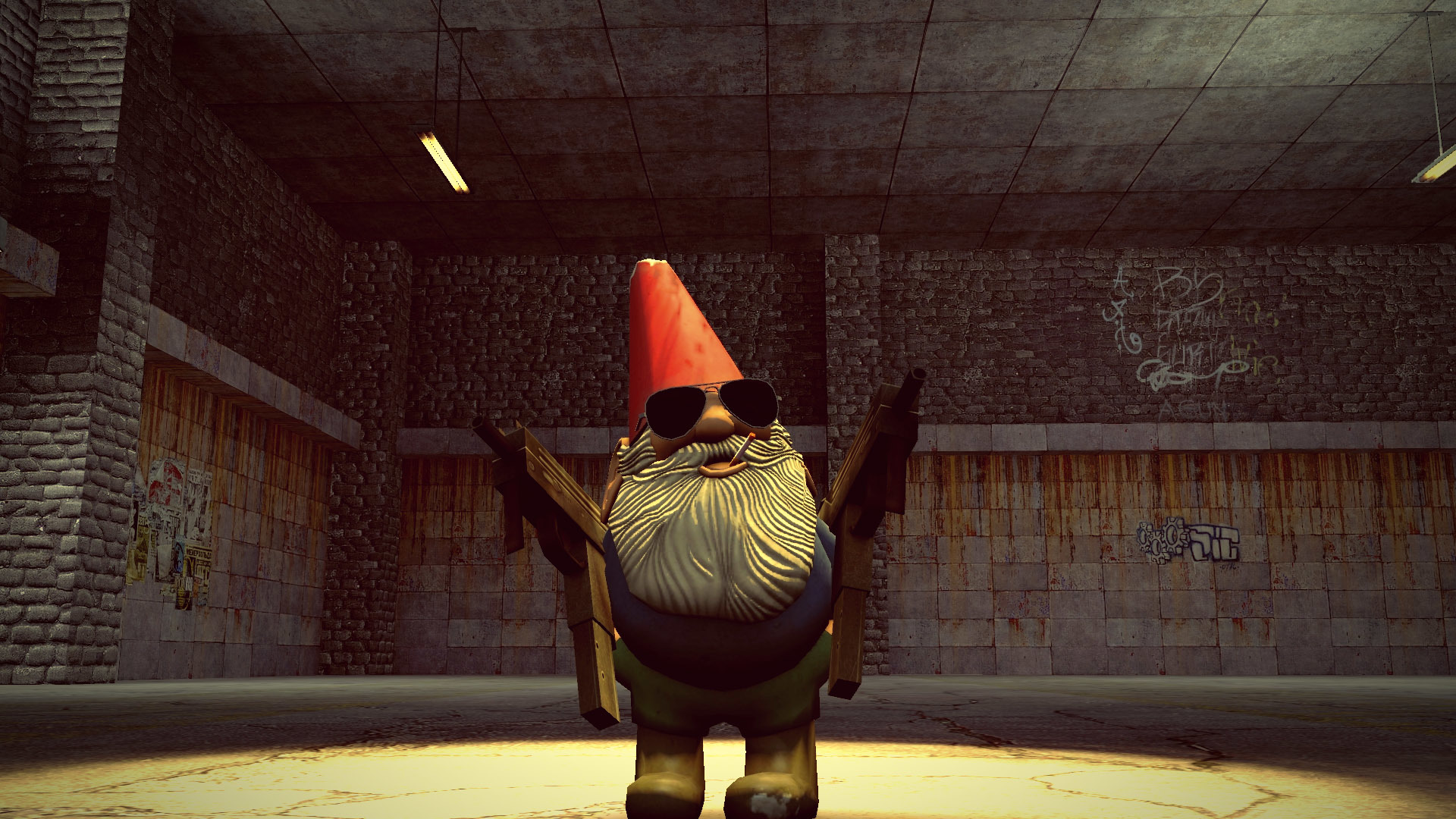 dwarfs gnomes Gnome Chompski HD Wallpaper