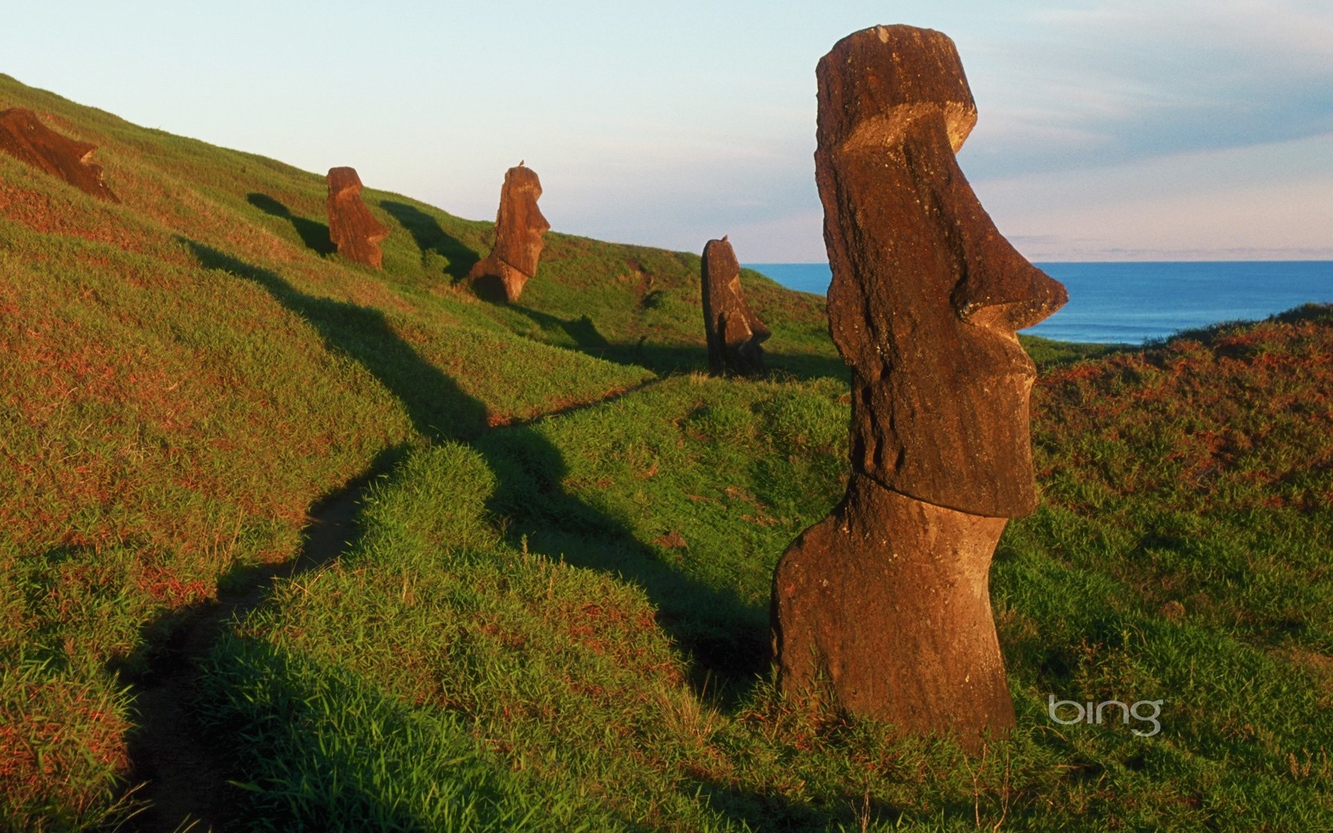 Easter Island HD Wallpaper