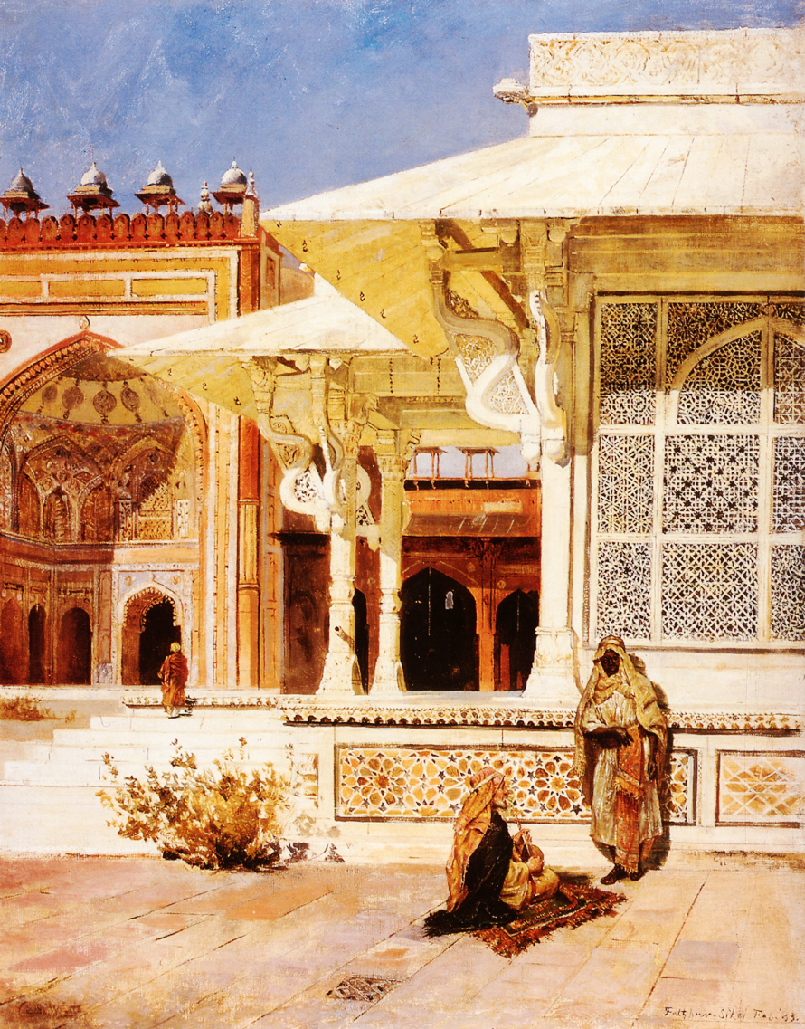 edwin lord weeks high
