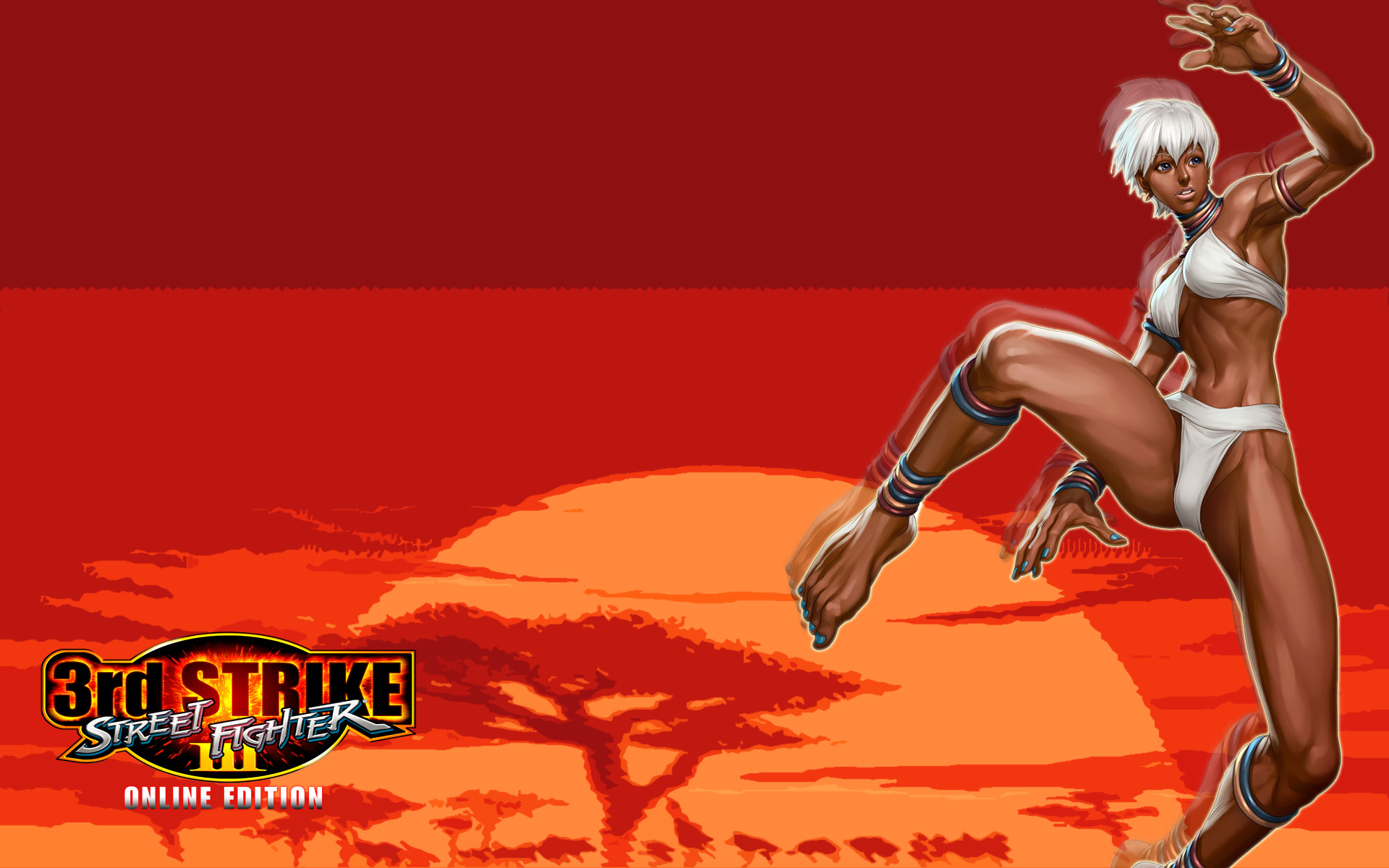 elena street fighter iii HD Wallpaper