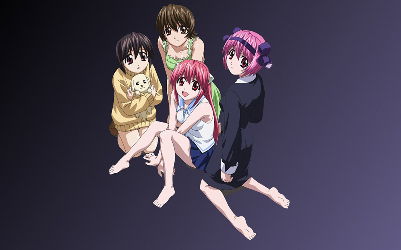 elfen lied Anime HD Wallpaper