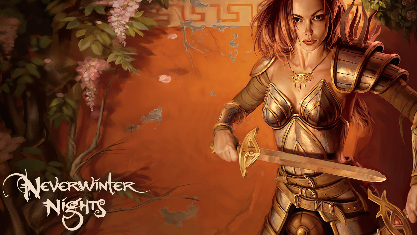 elves neverwinter nights dungeons HD Wallpaper