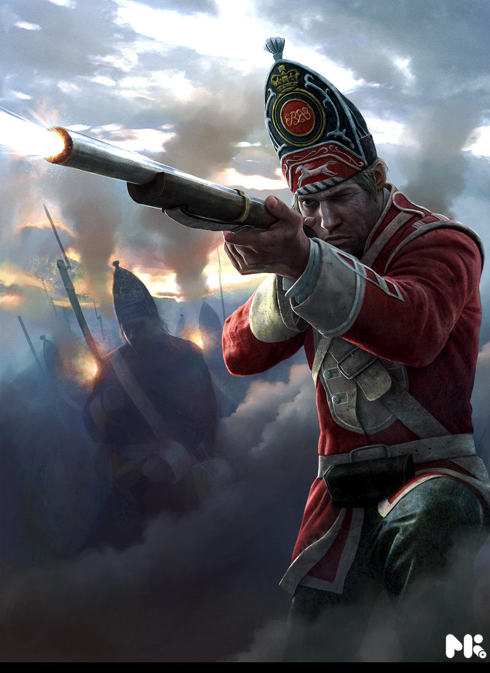 empire total War Grenadier HD Wallpaper