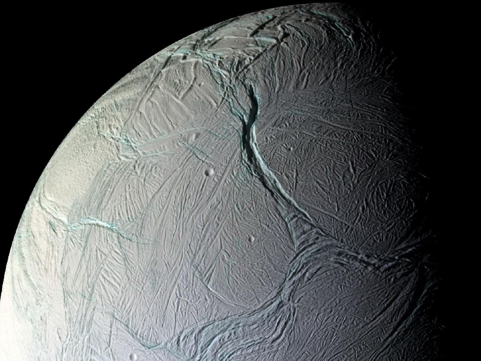 Enceladus HD Wallpaper