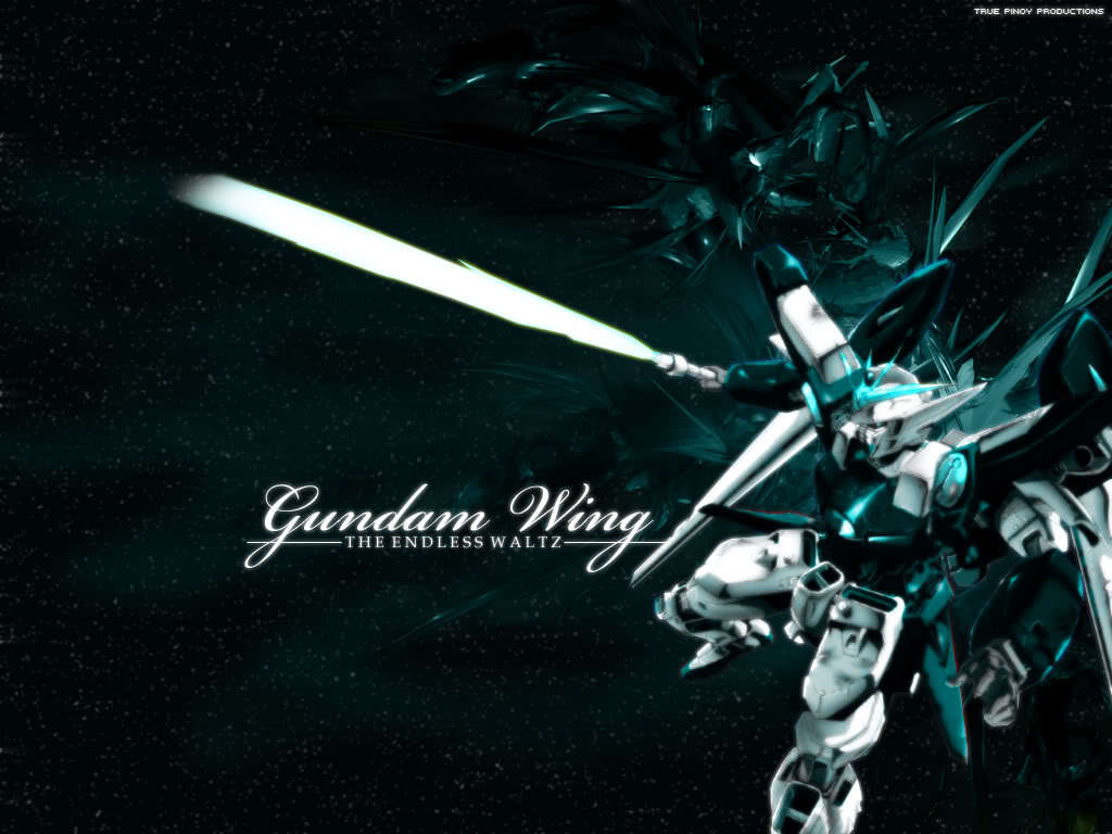 endless gundam and go HD Wallpaper