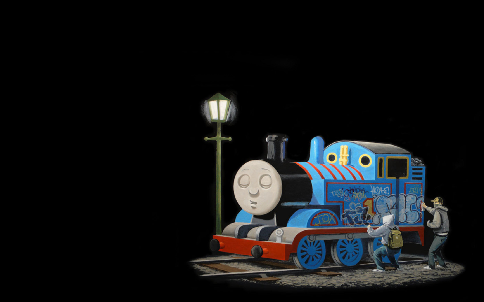 engine Thomas The tank HD Wallpaper
