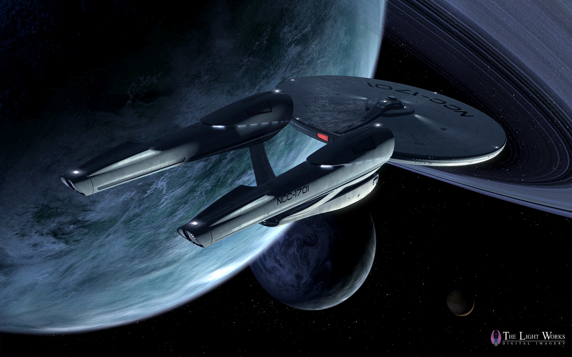 Enterprise HD Wallpaper