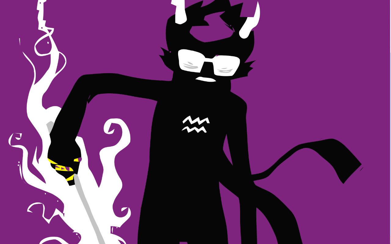 eridan ampora troll homestuck HD Wallpaper