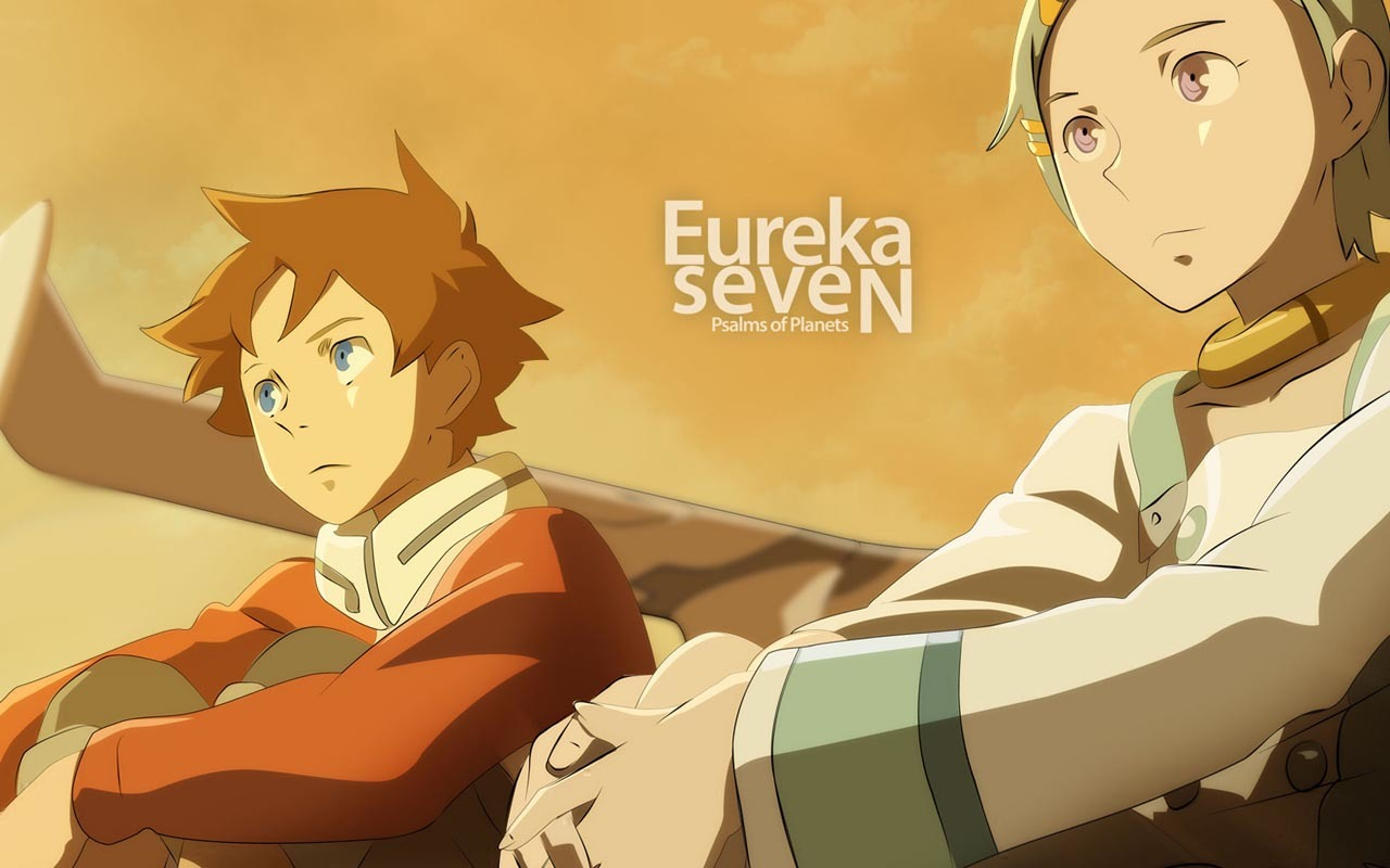 Eureka Character Anime HD Wallpaper