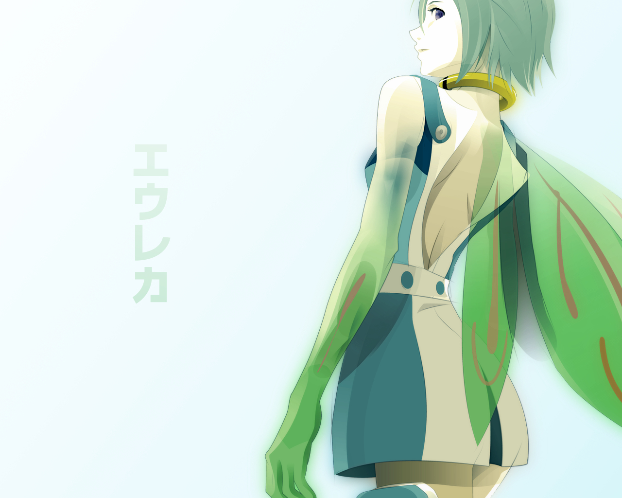 Eureka Seven Character Anime HD Wallpaper