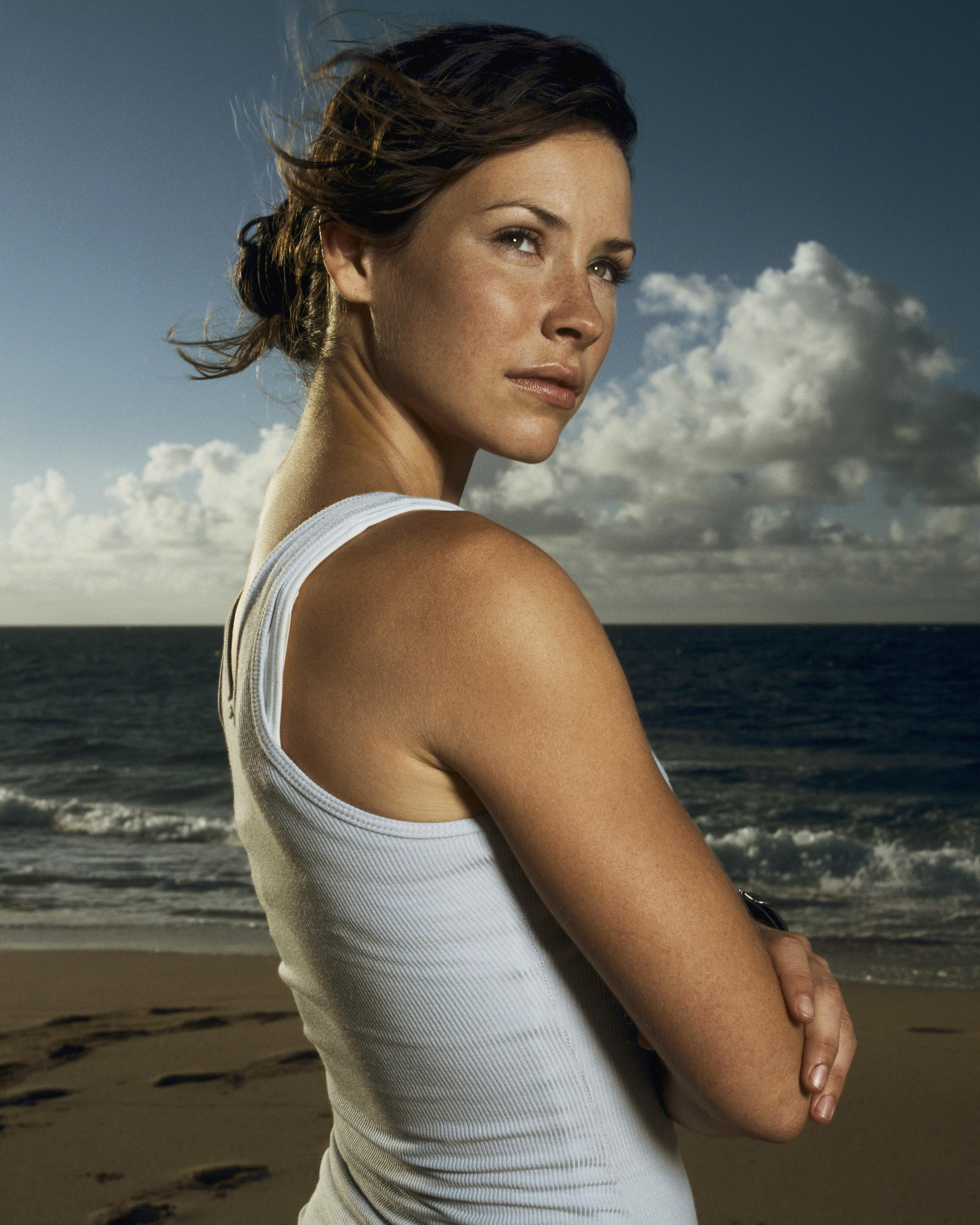 Evangeline lilly Celebrity HD Wallpaper