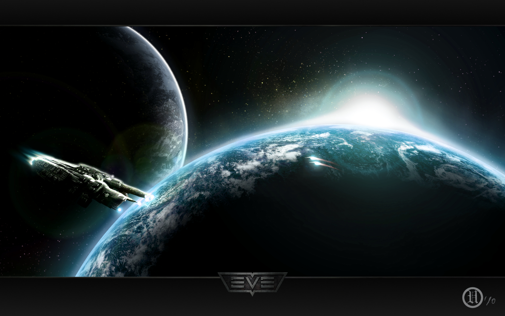 eve online drake HD Wallpaper