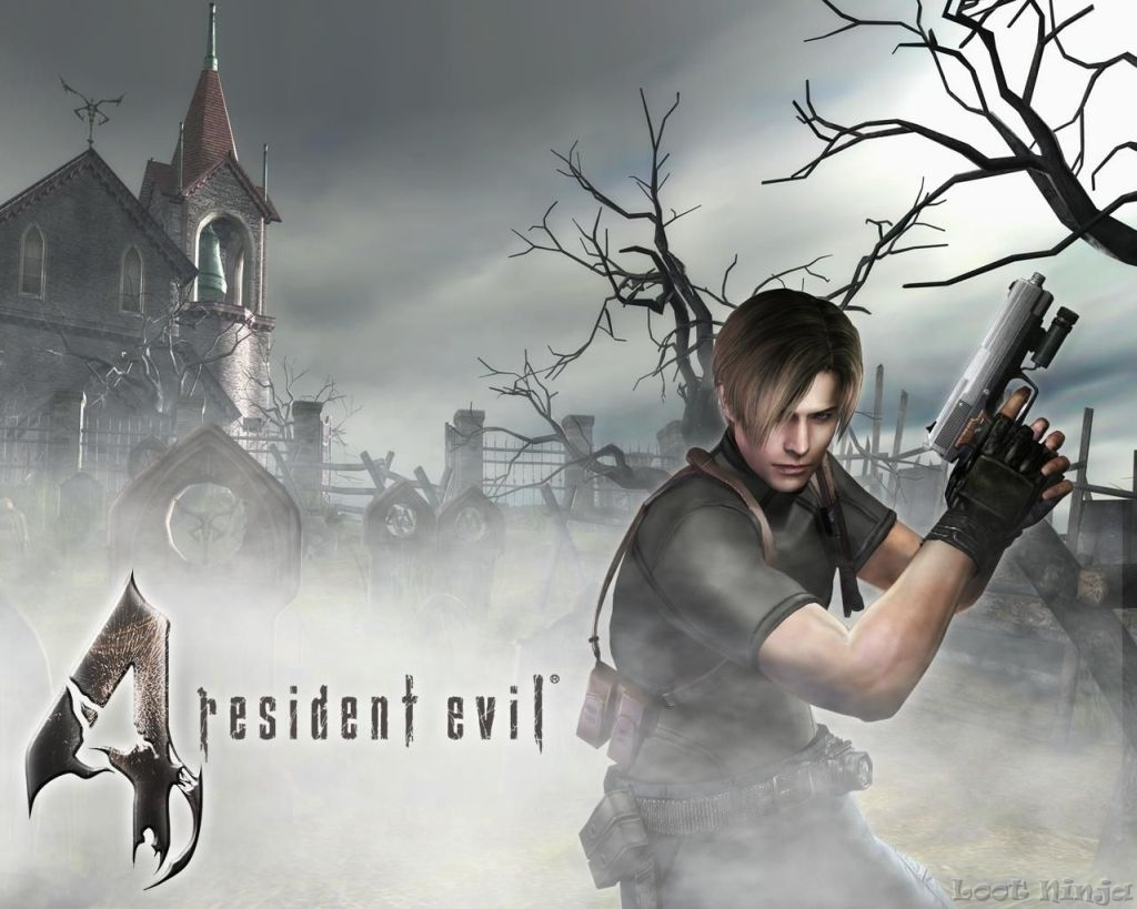 evil Leon kennedy Movie HD Wallpaper