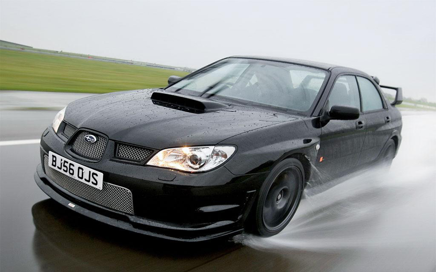 Evo ect Car Wrx HD Wallpaper