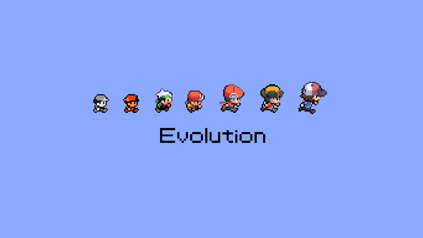 Evolution sadly Don Know HD Wallpaper