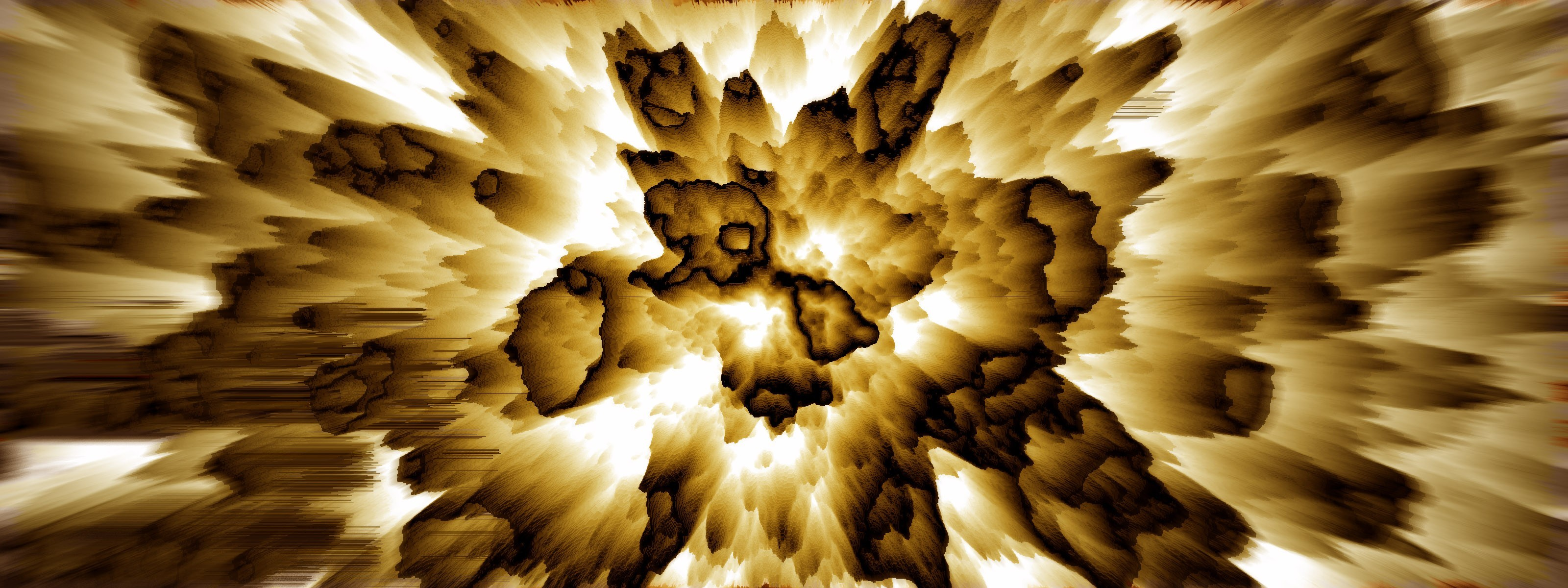 explosion Photo manipulation HD Wallpaper