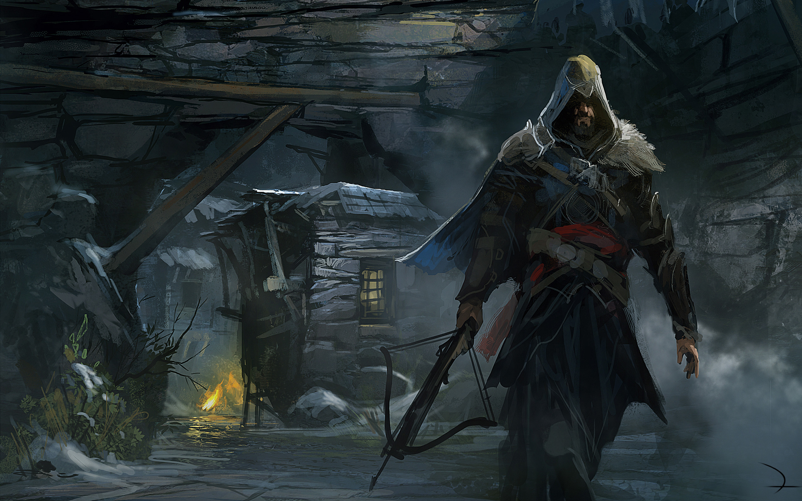 Ezio assassins creed revelations HD Wallpaper