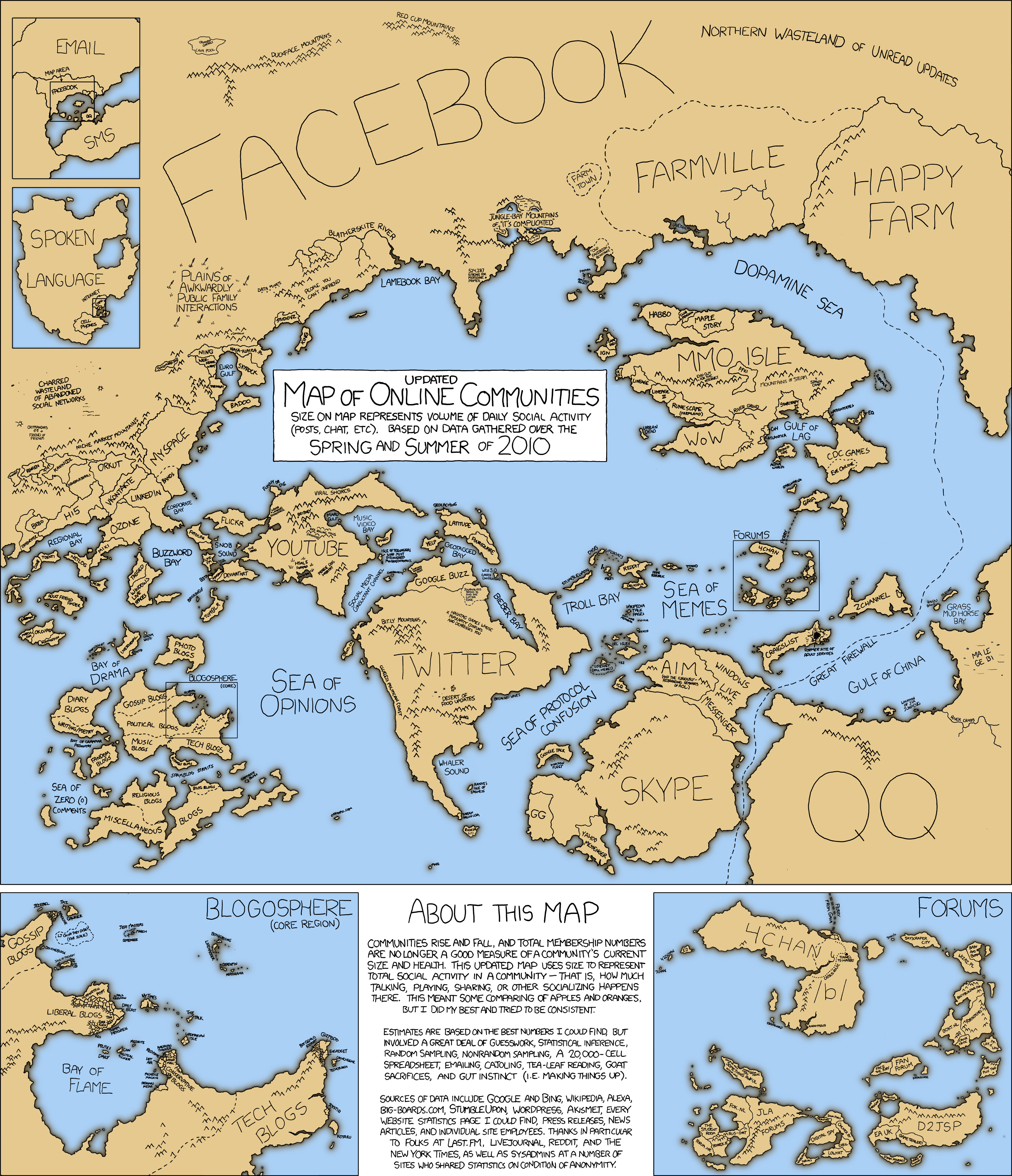 facebook Internet Maps HD Wallpaper
