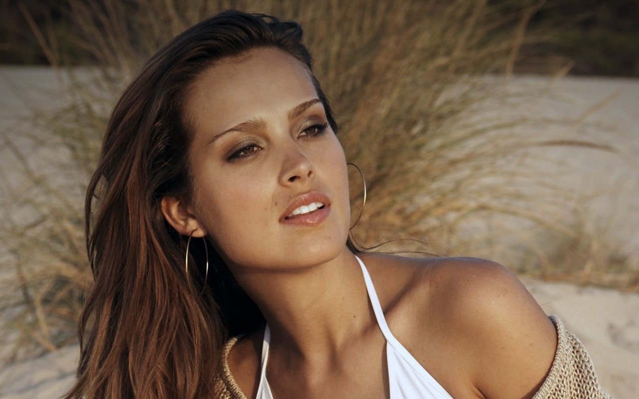 faces petra nemcova outdoors HD Wallpaper
