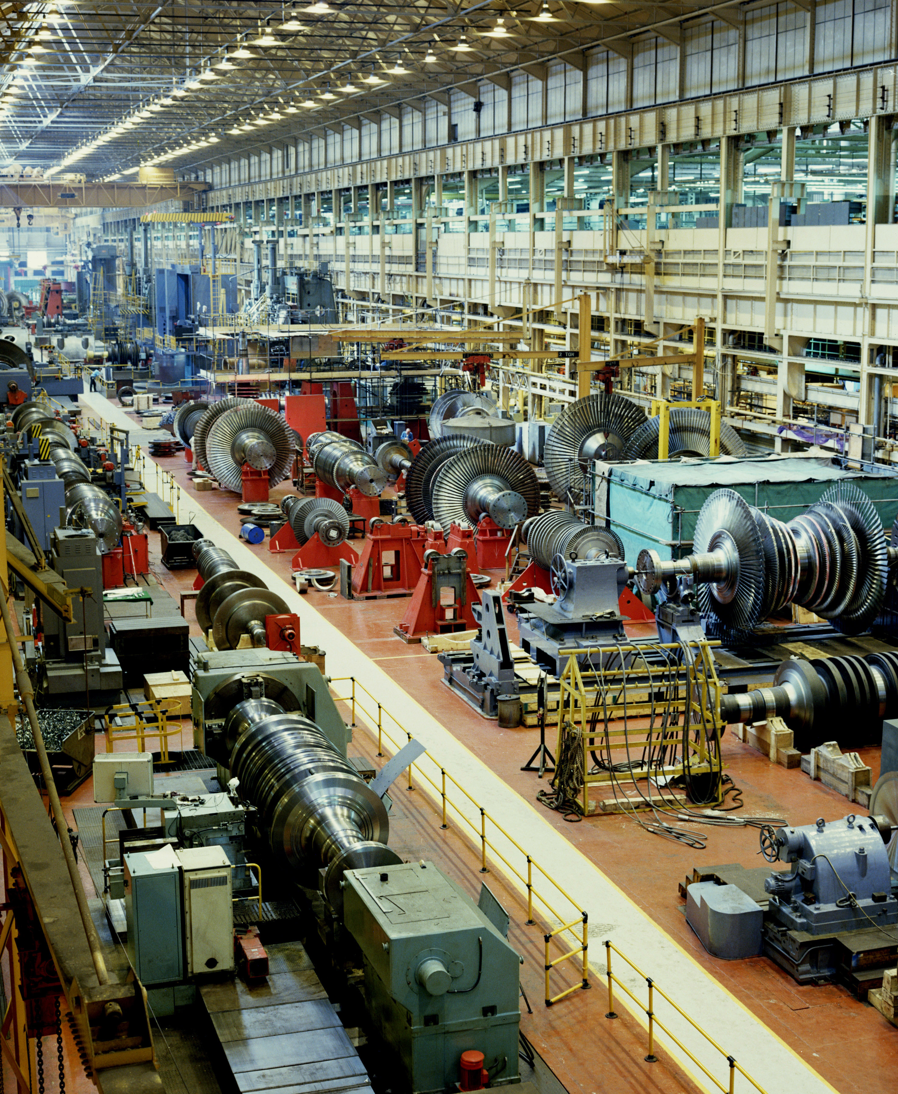 FACTORY production Industrial environments HD Wallpaper