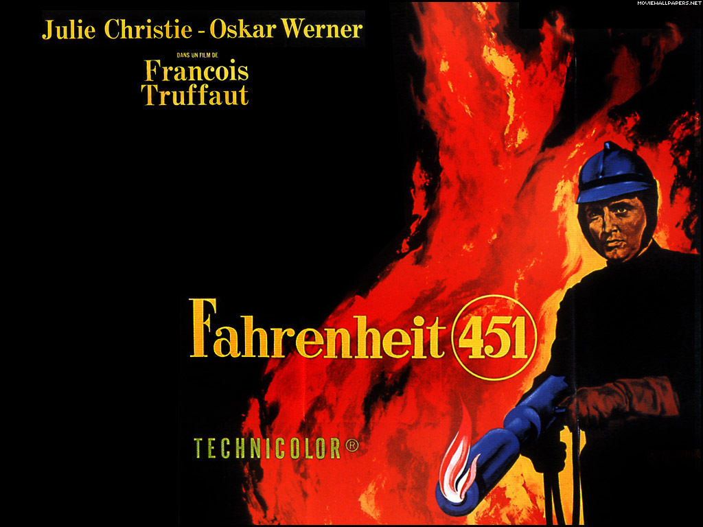 fahrenheit Movie HD Wallpaper