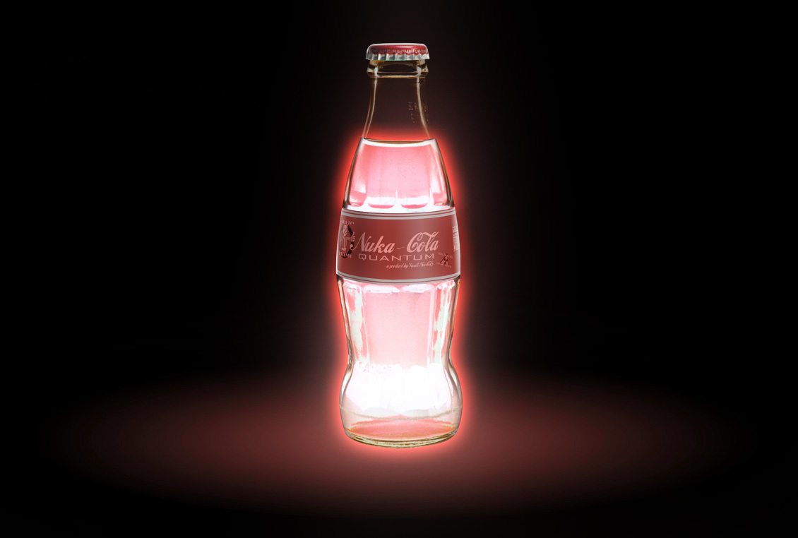 fallout nuka cola quantum HD Wallpaper