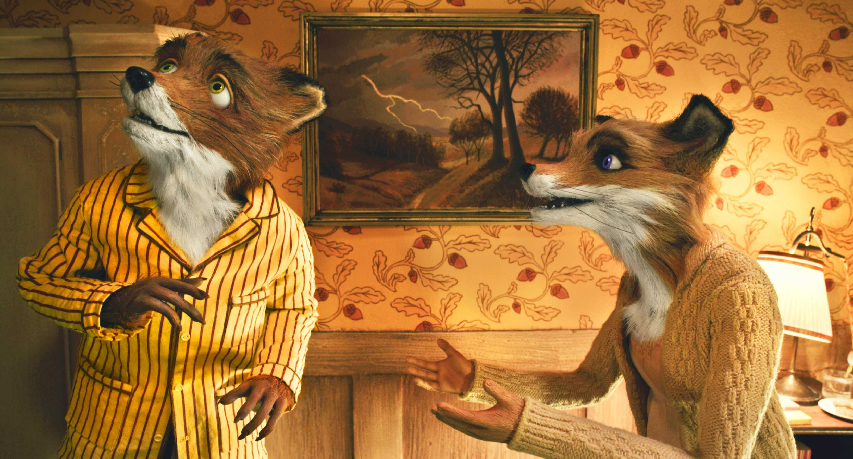 fantastic mr fox animation HD Wallpaper