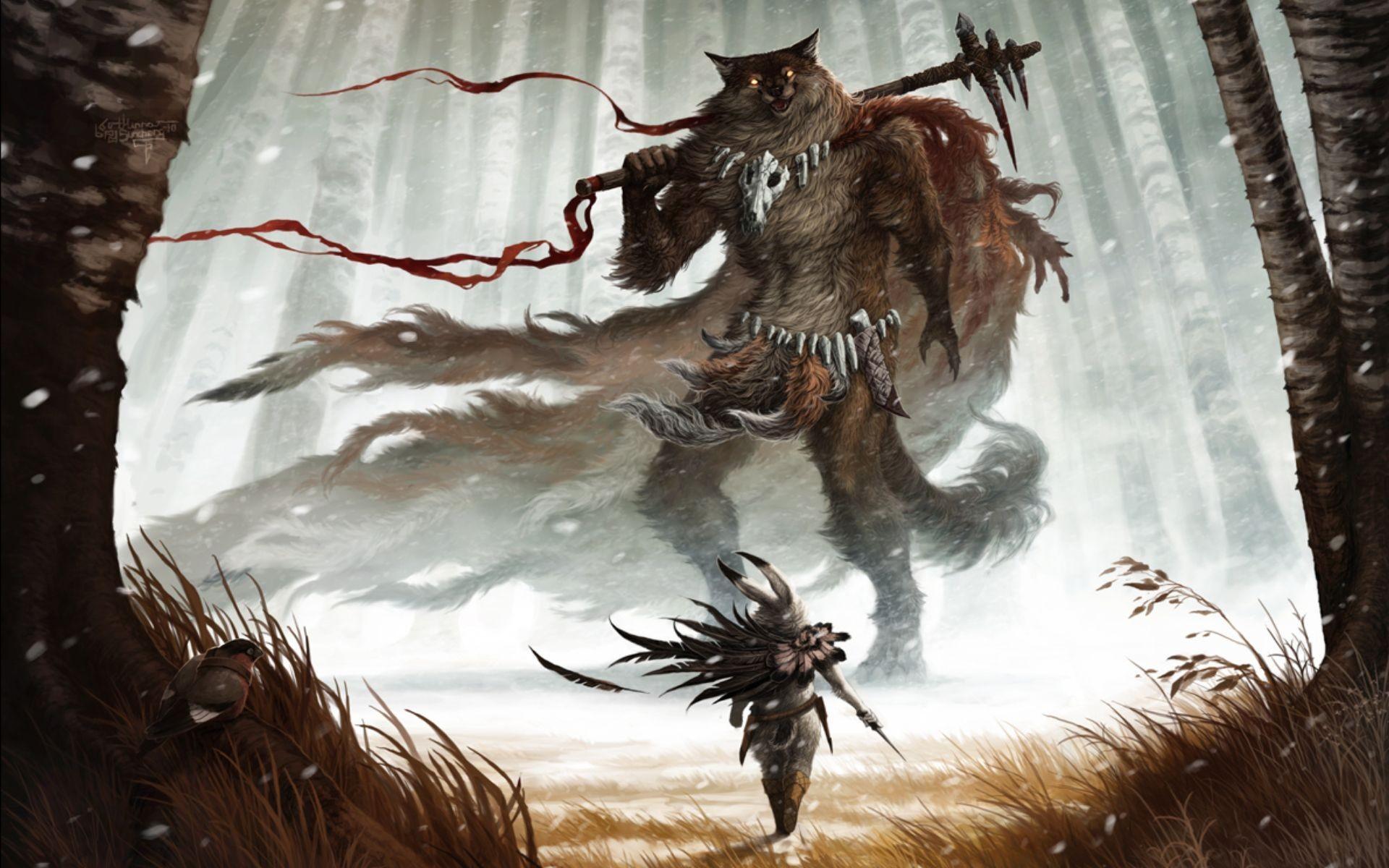 Werewolf Online New Roles