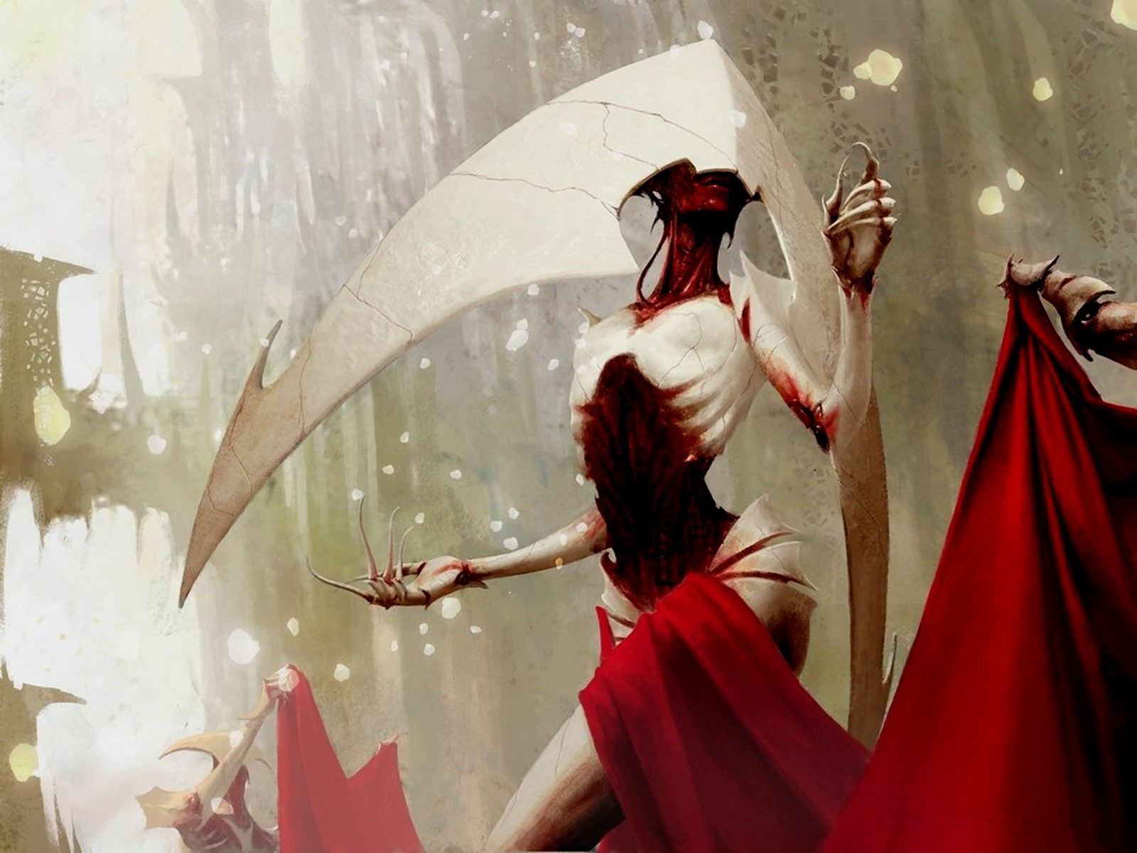 fantasy magic: the gathering HD Wallpaper