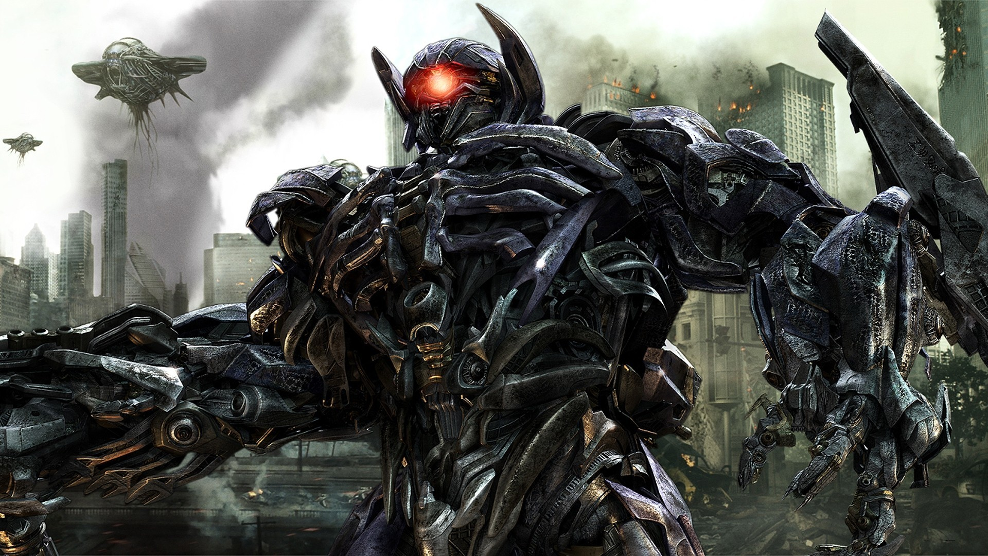 fantasy Transformers Movies futuristic HD Wallpaper