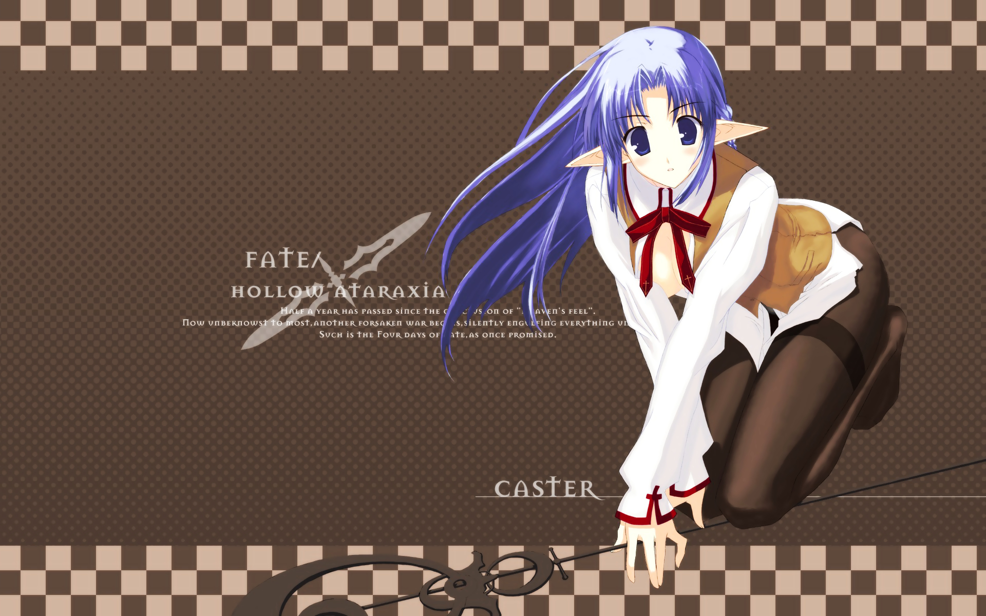 fate Stay night caster