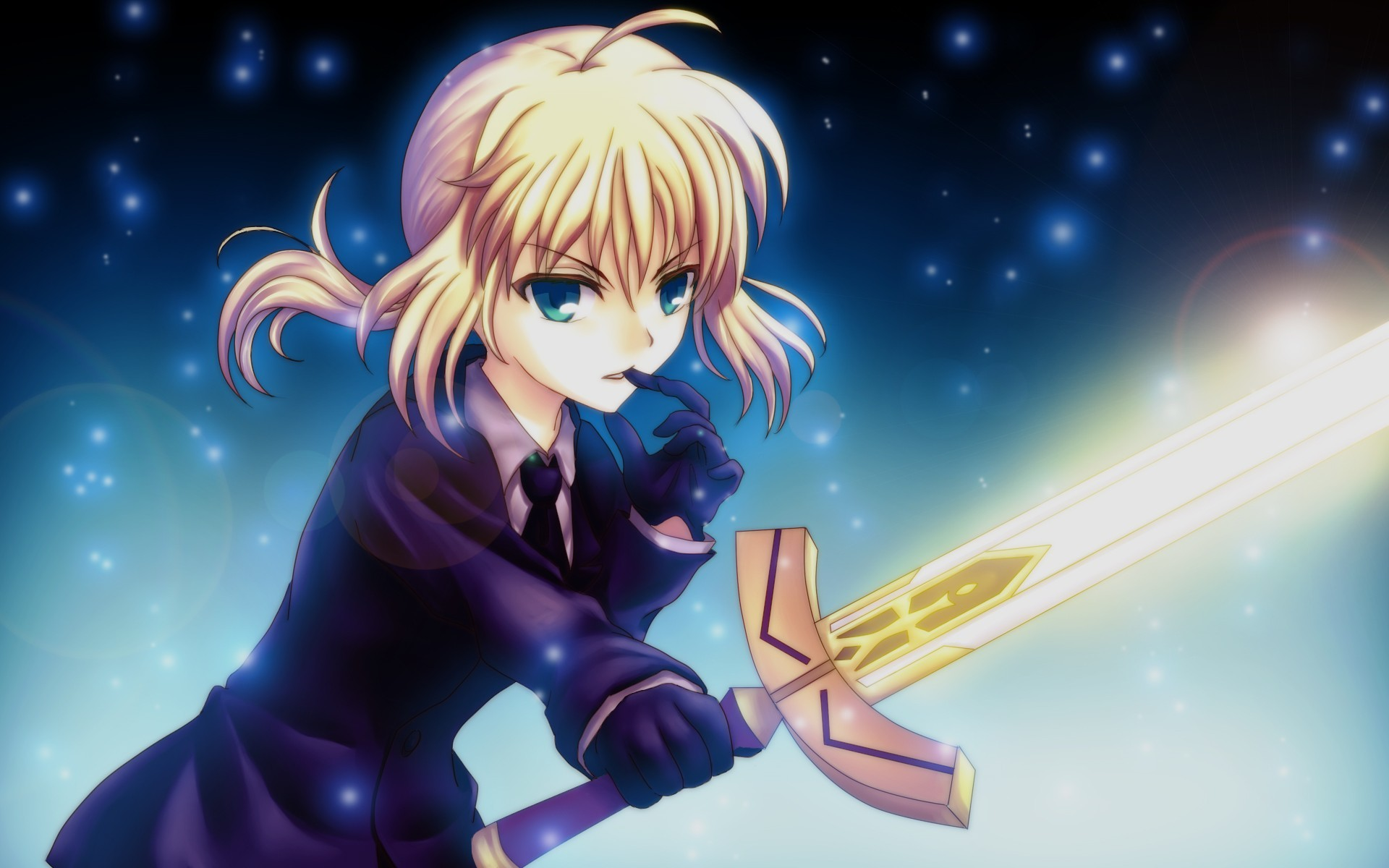 fate stay night gloves HD Wallpaper