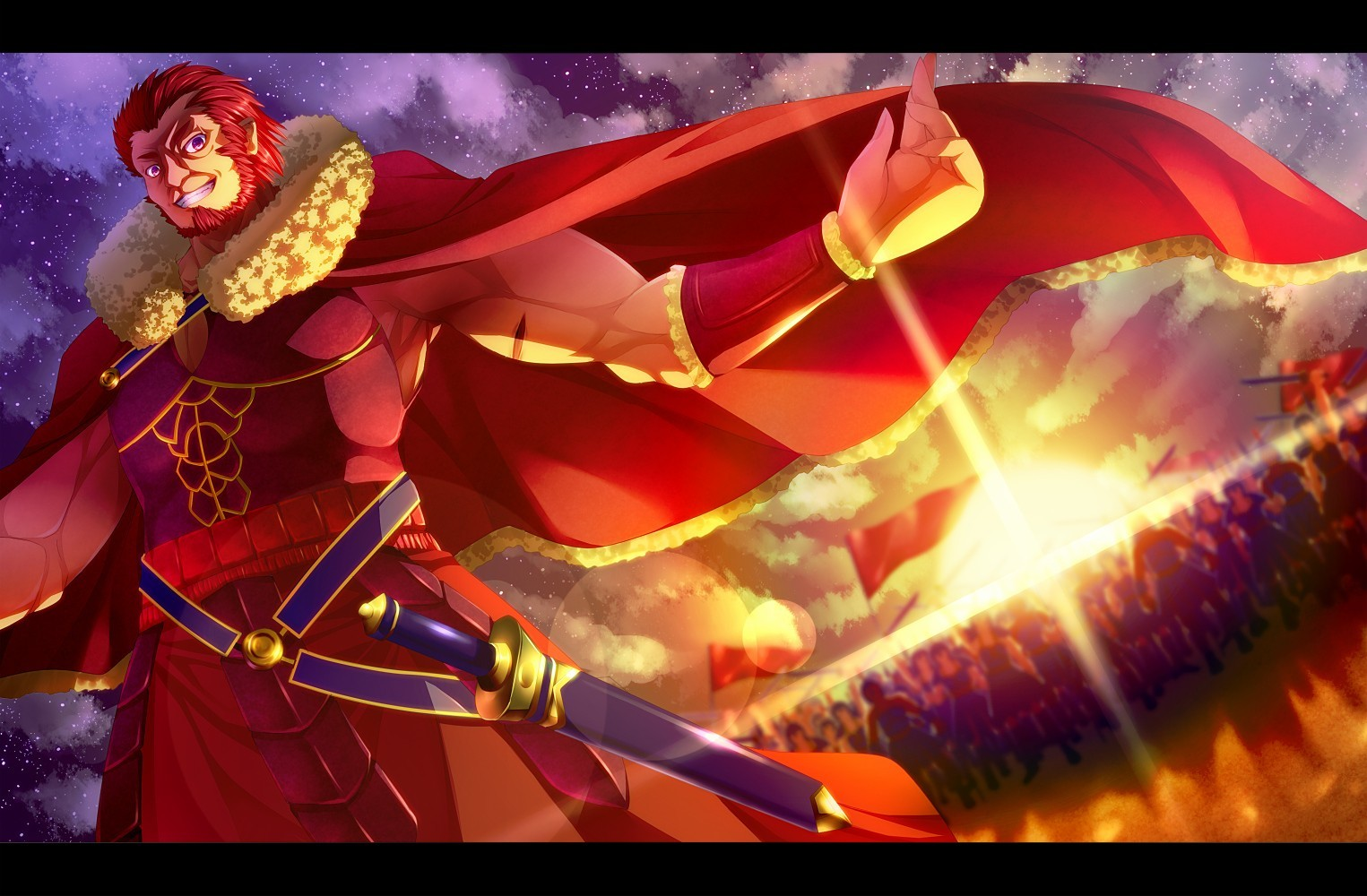 fate stay night rider HD Wallpaper