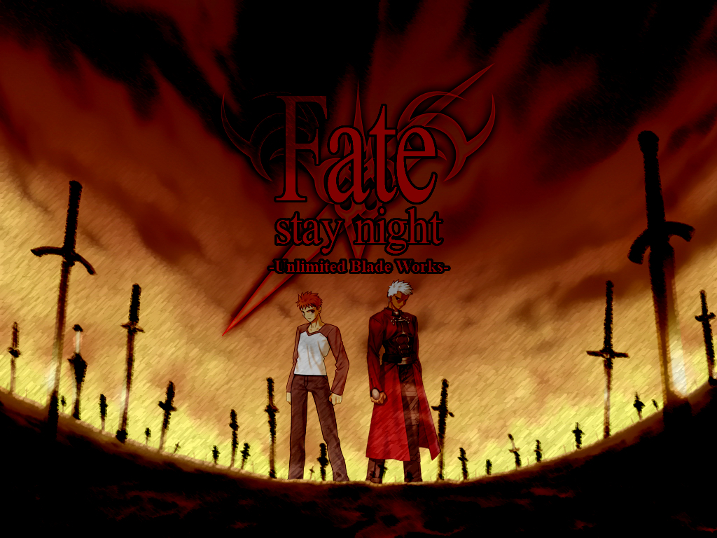 fate Stay night Unlimited HD Wallpaper