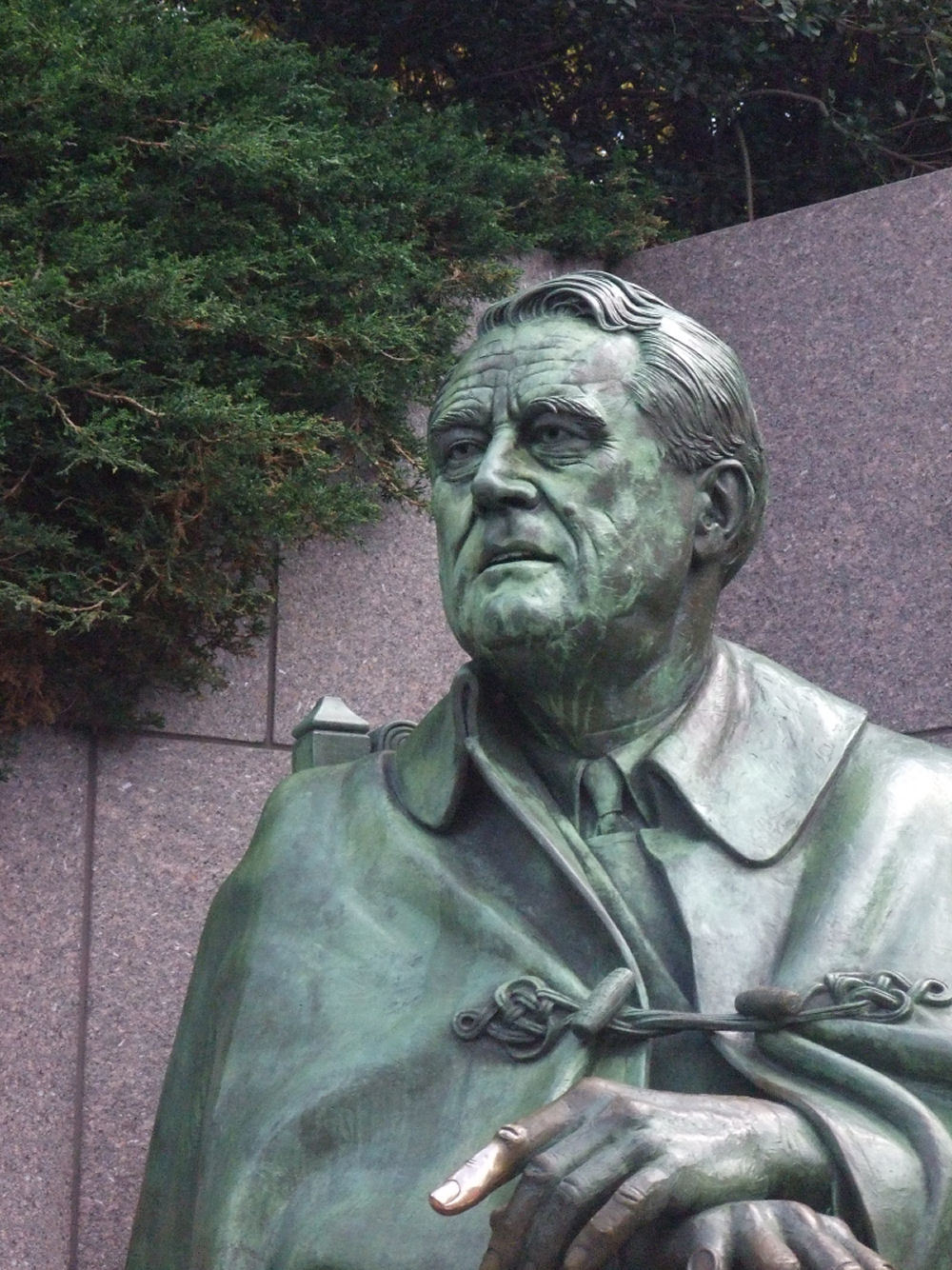fdr statue high Art HD Wallpaper