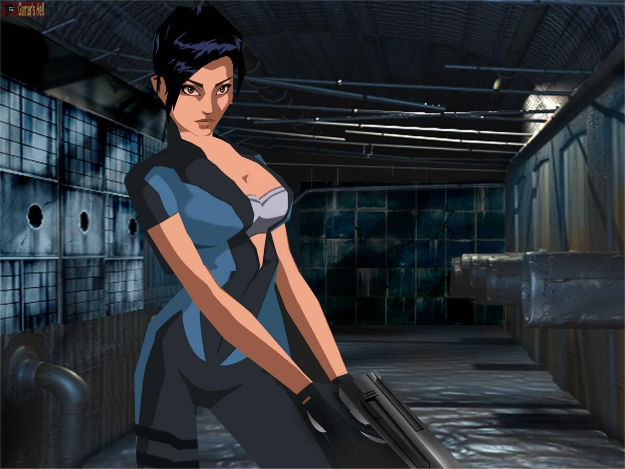 fear effect Hana Manga HD Wallpaper
