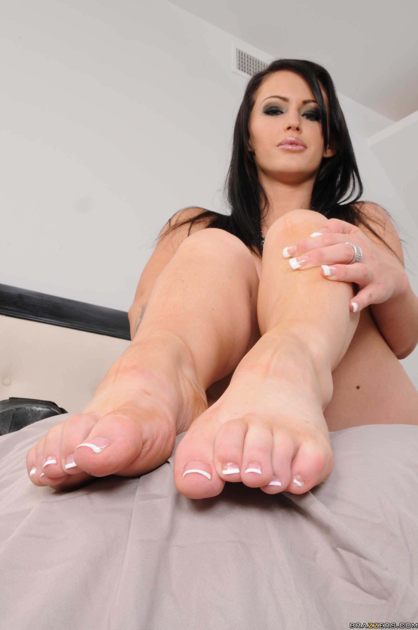 feet Jenna Presley HD Wallpaper