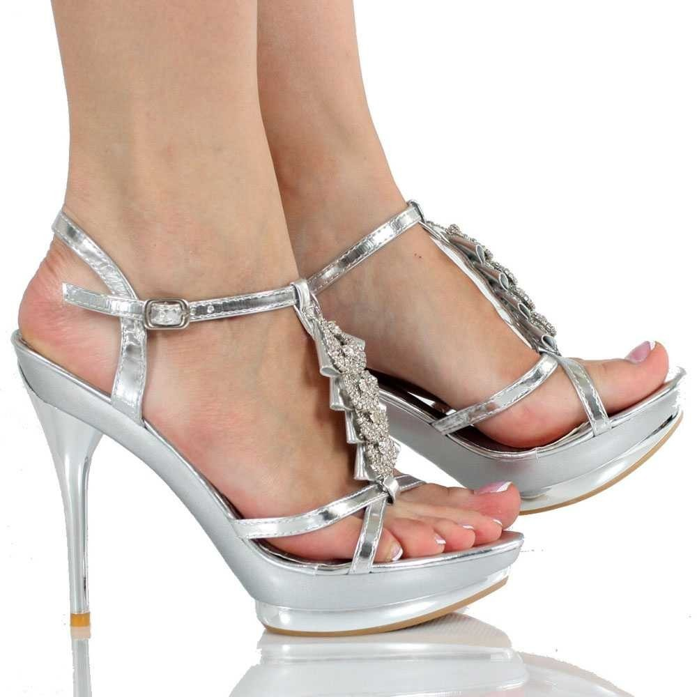 feet Metallic silver high HD Wallpaper