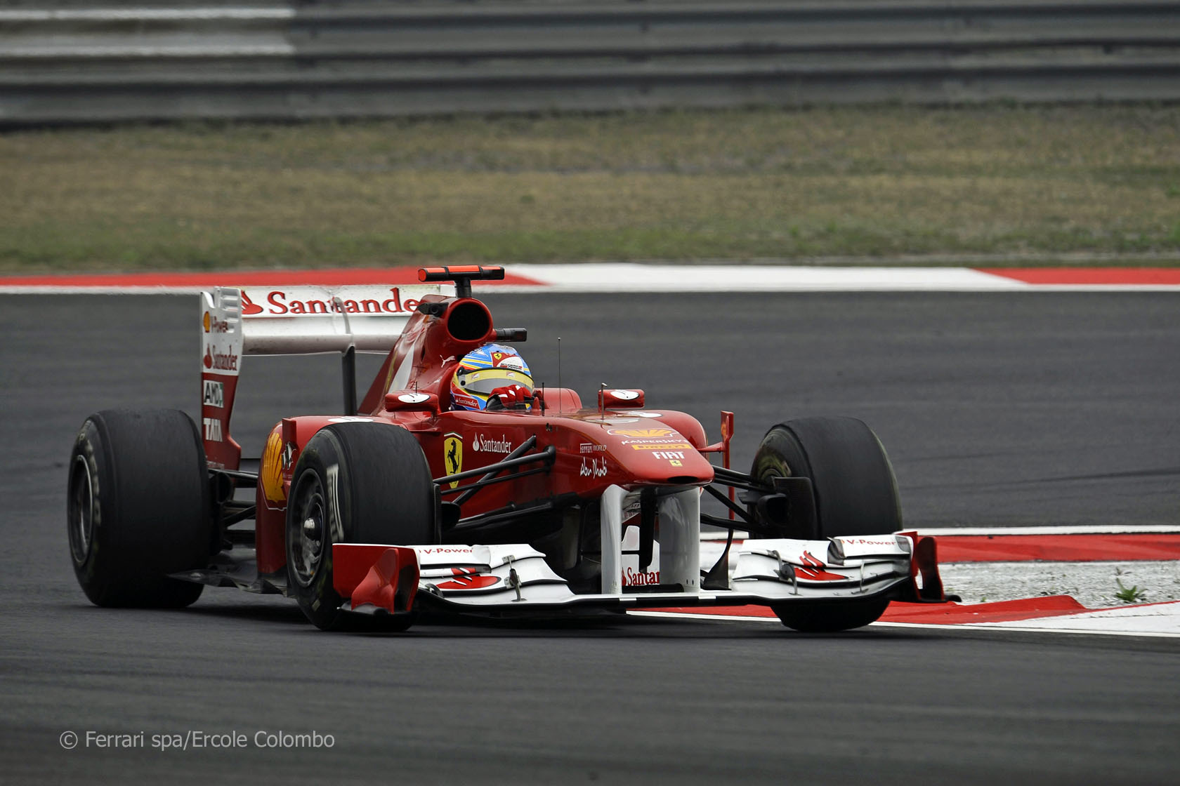 fernando alonso formula one HD Wallpaper