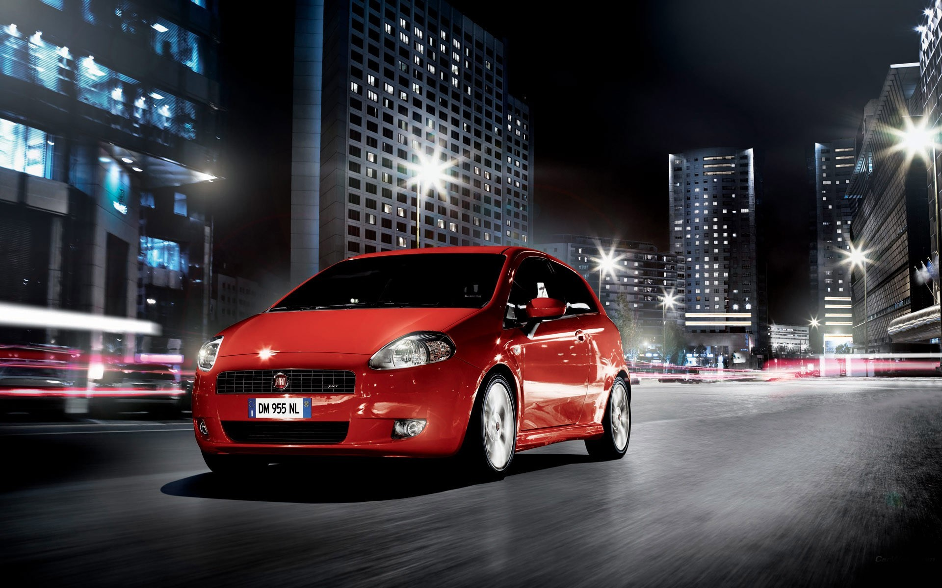 Fiat HD Wallpaper