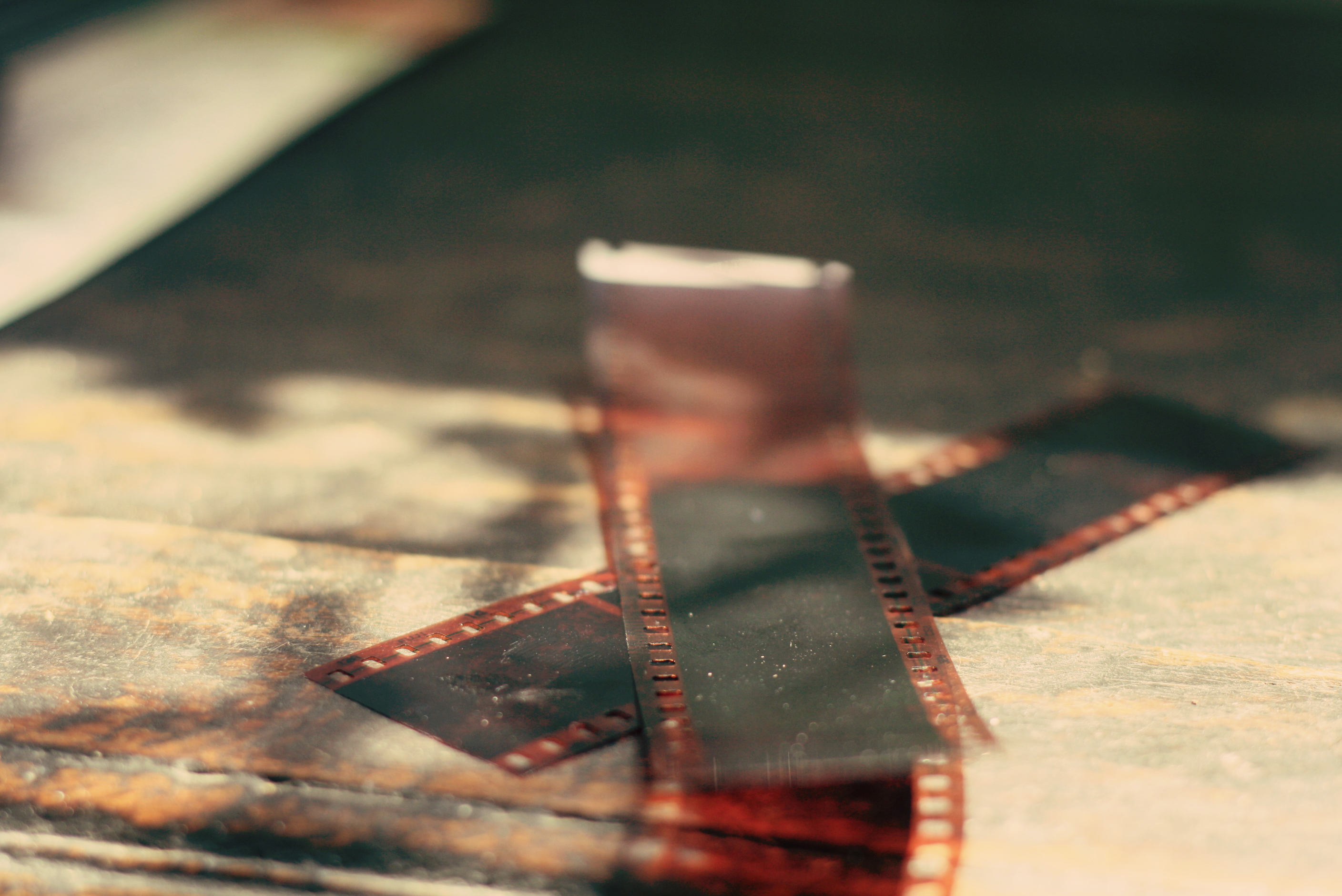 film negative HD Wallpaper