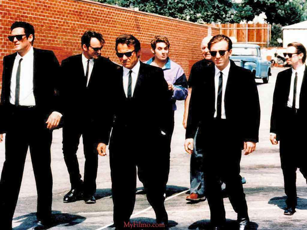 film Reservoir Dogs quentin HD Wallpaper