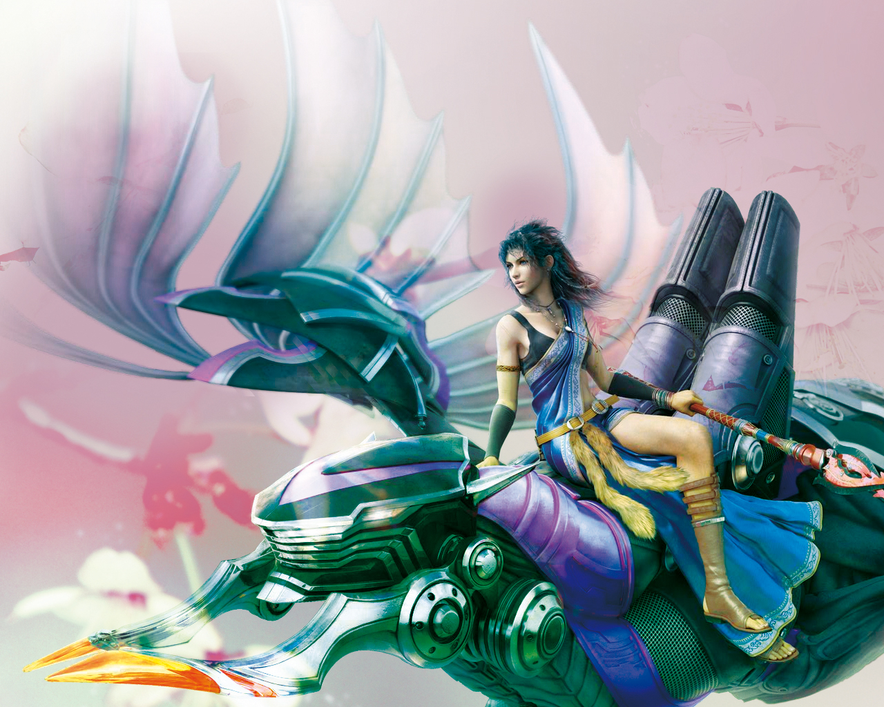 Final Fantasy HD Wallpaper