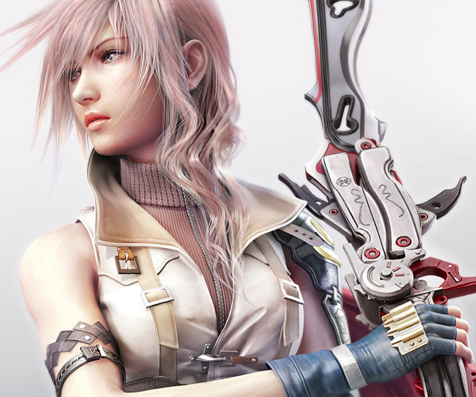 Final Fantasy Claire Farron HD Wallpaper