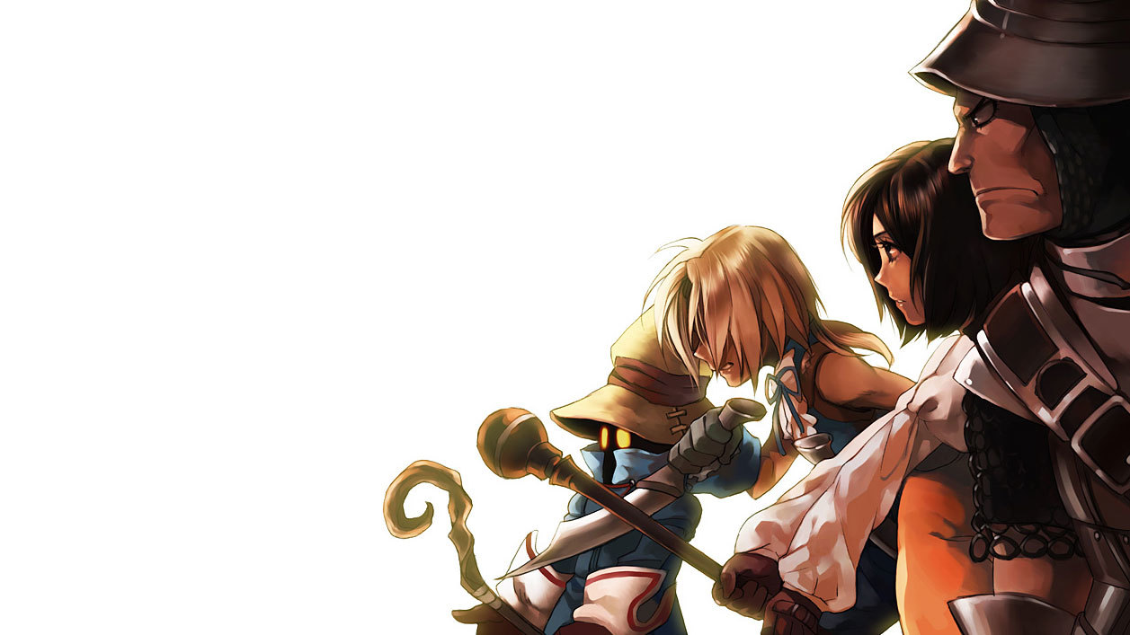 Final Fantasy Final Fantasy HD Wallpaper