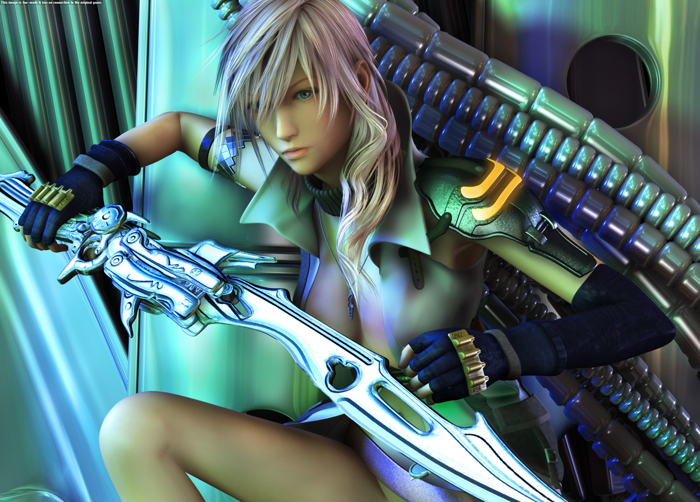 final fantasy xiii Claire