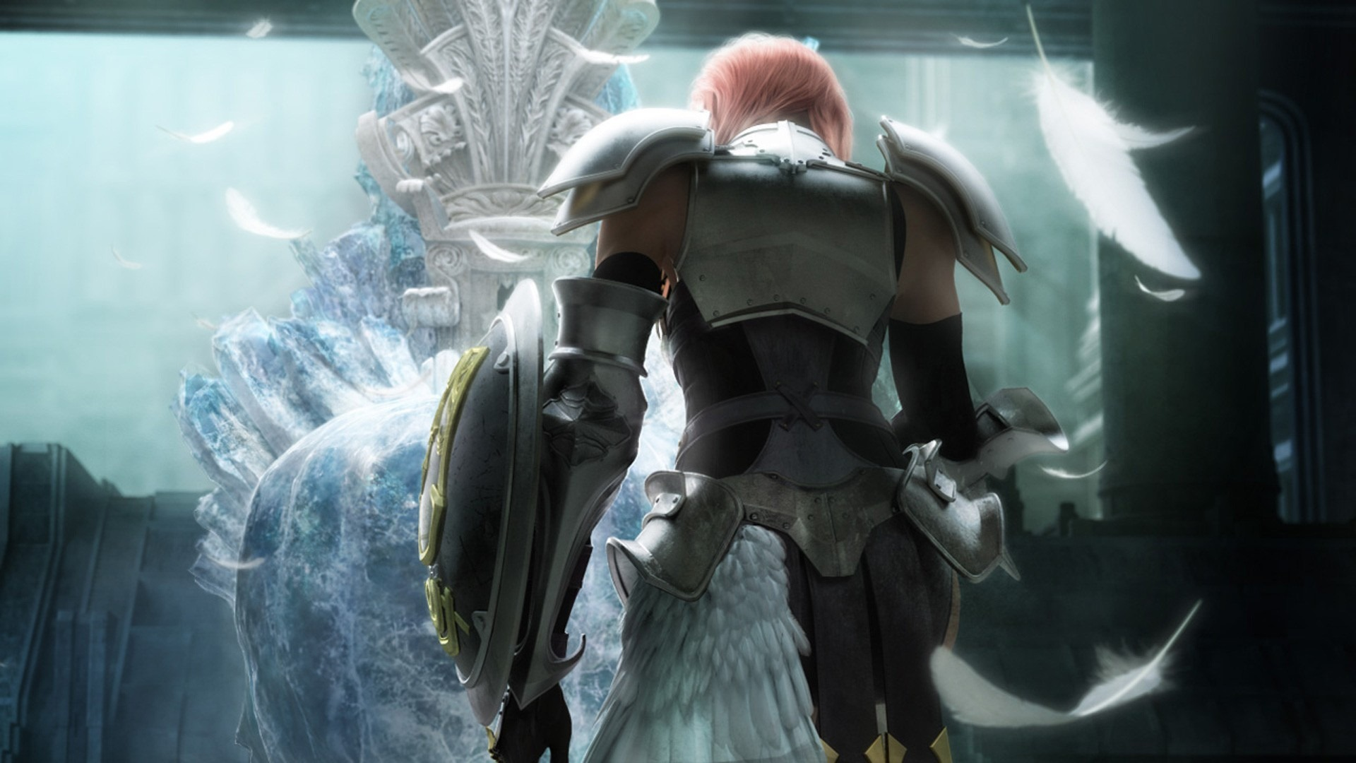 final fantasy xiii Claire HD Wallpaper