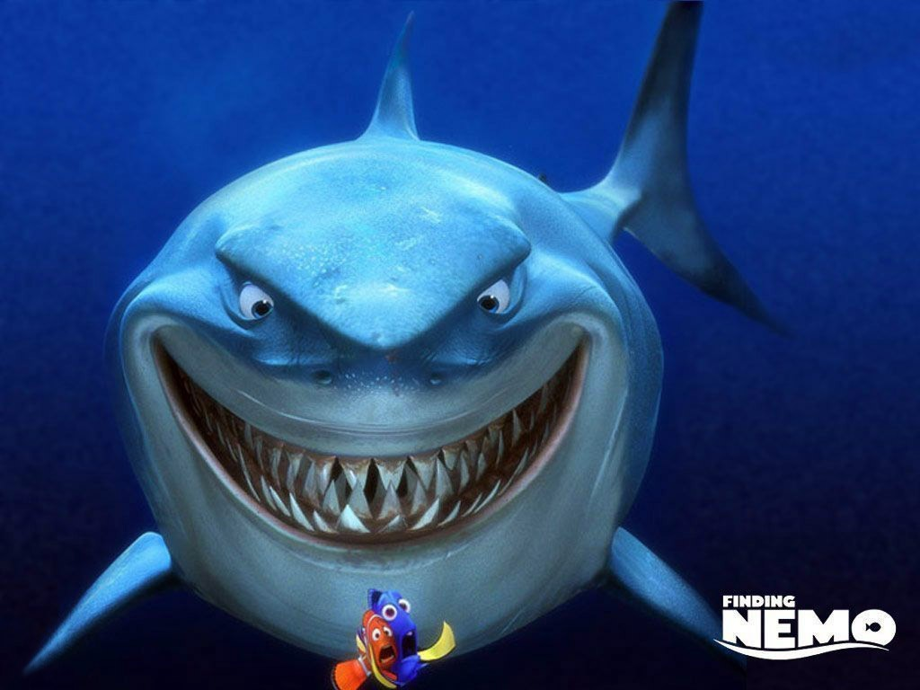 Finding Nemo cartoons Disney HD Wallpaper