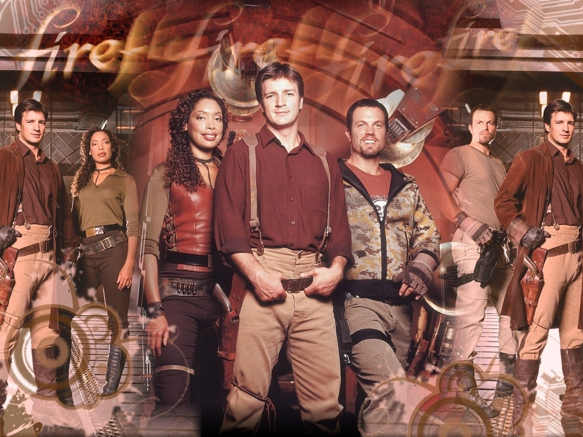 firefly gina Torres Nathan HD Wallpaper